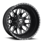 FF19_DUALLY_20x8.5_MATTE_BLK_AND_MILLED_REAR_A1_500