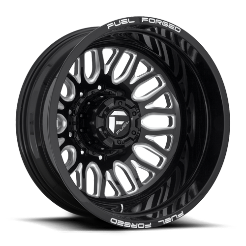 FF66D-10LUG-22x8_1008.25-GLOSS-BLK-N-MILLED-REAR-A1_500