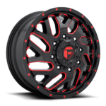 TRITON-DUALLY-8LUG-20x8_6282.25-GLOSS-BLK-W-CANDY-RED-FRONT-A1_500