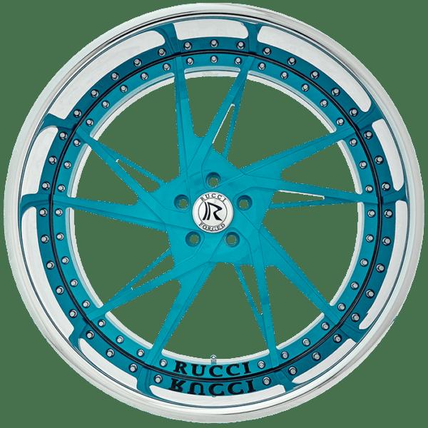 south carolina-blue-chromebarrel